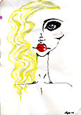 Rosebud Watercolour