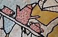 Flapper Waitress, detail