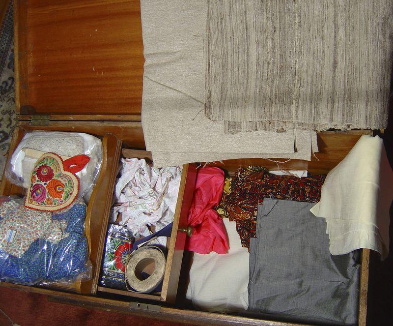 Inside the box 1