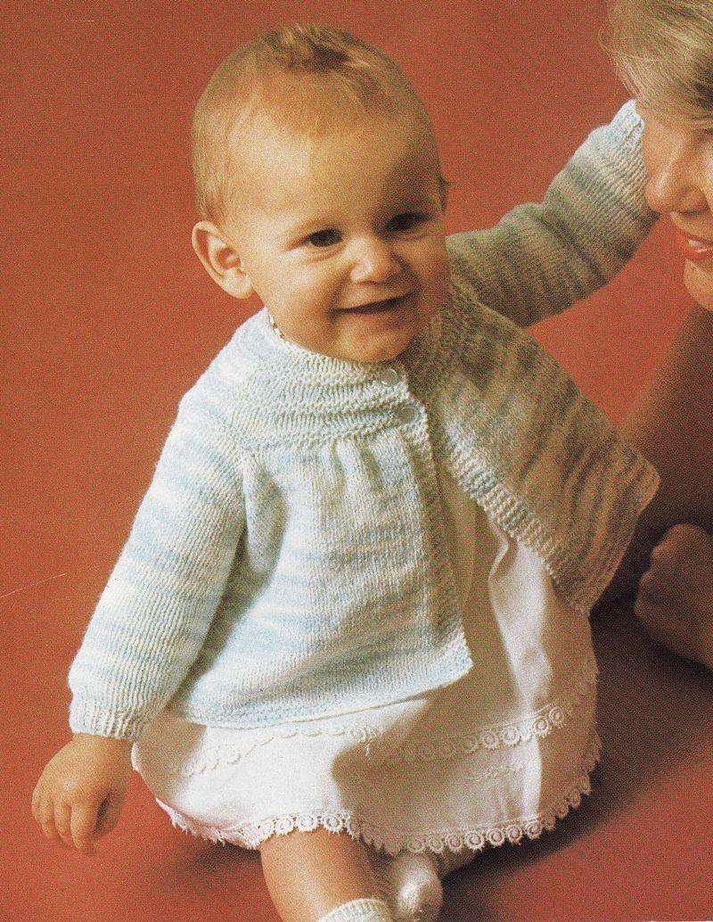 Original baby jacket