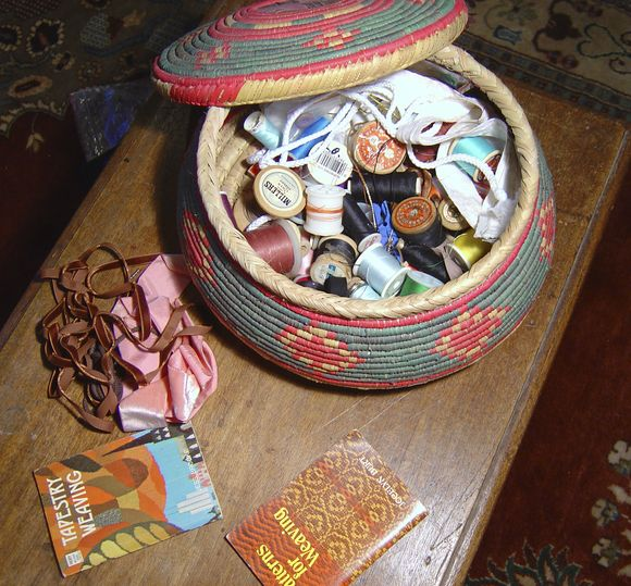 Thread basket