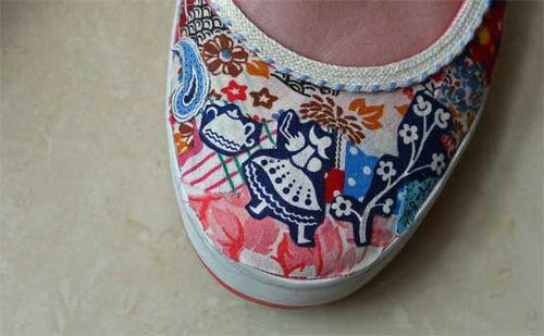 Shoe Revamping