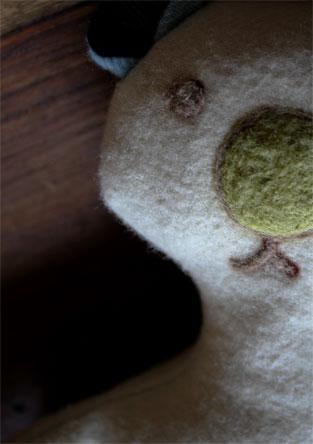 Fungus Bear, prototype.