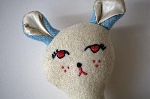 Rabbit Pie, detail