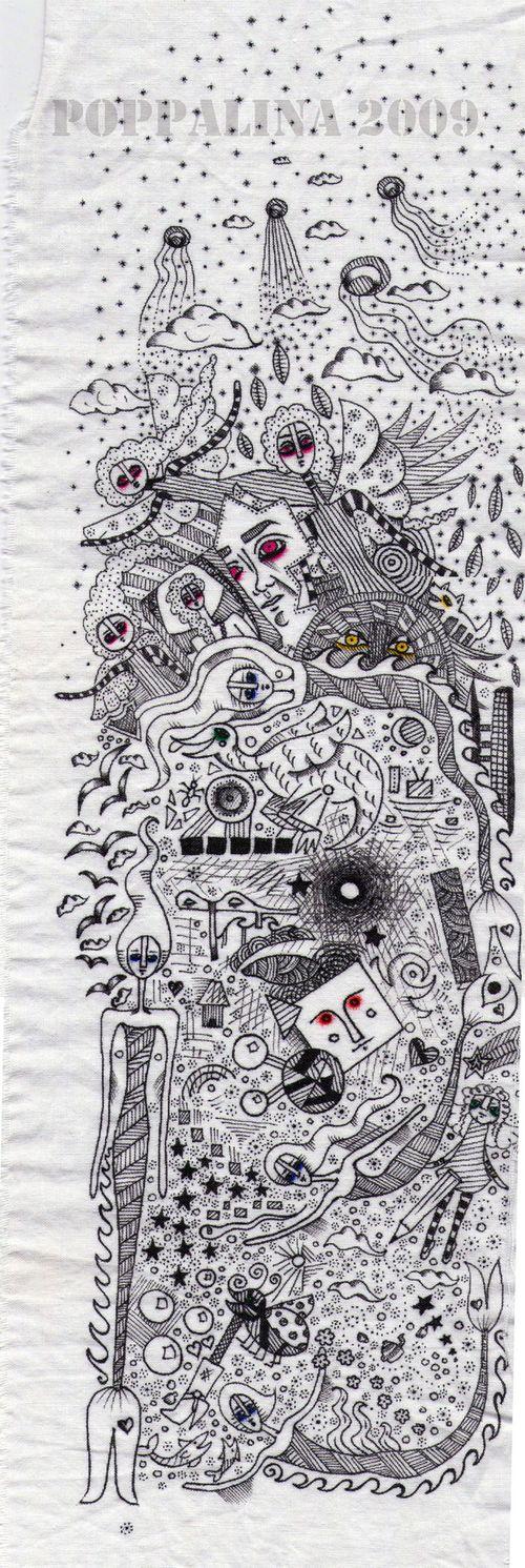 Pen Drawing 2009